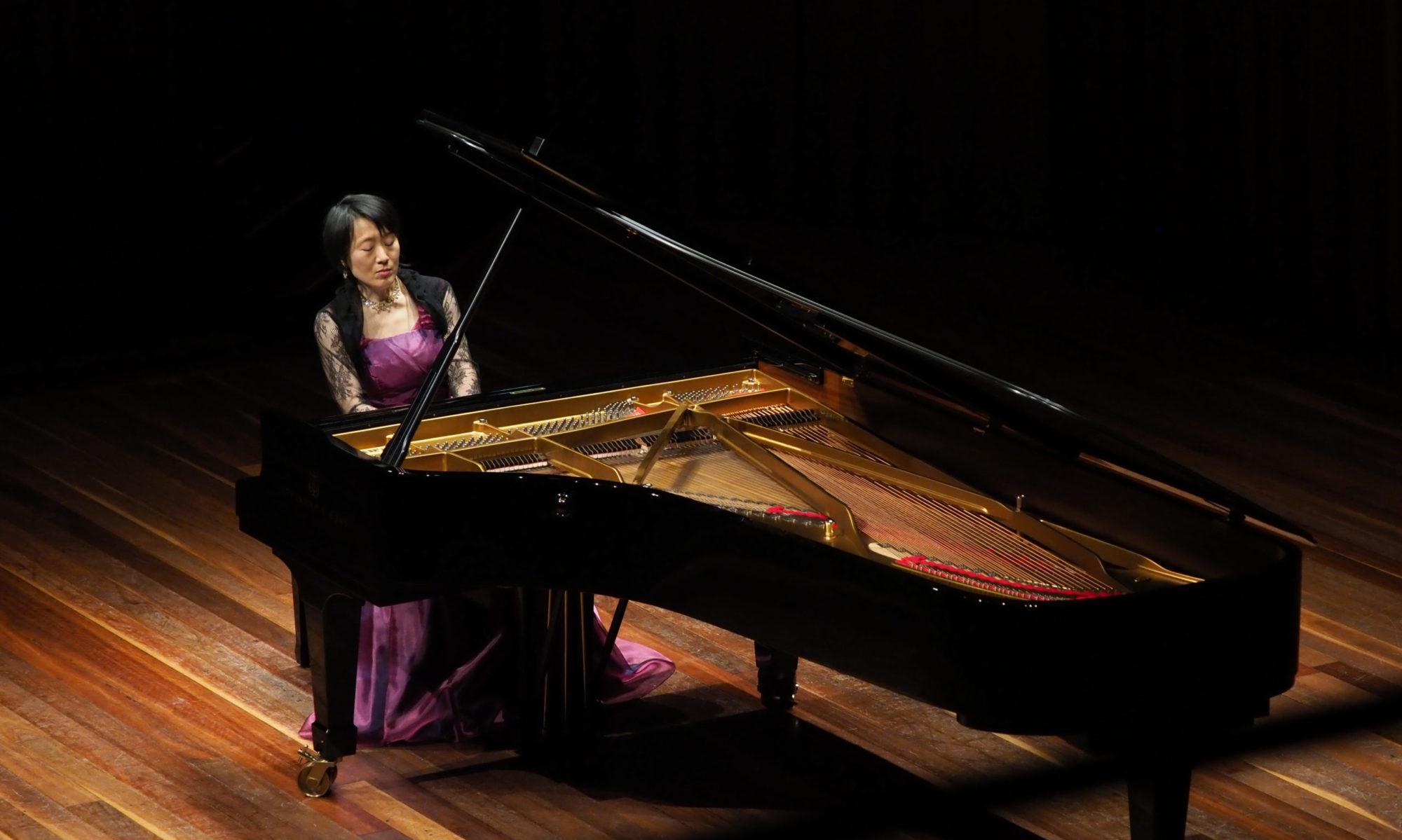 Pianist Tamaki Niga Official Site